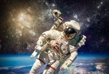 宇航员的新杯子