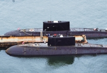 难以安置的废弃核潜艇