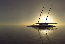 未来的无人驾驶船