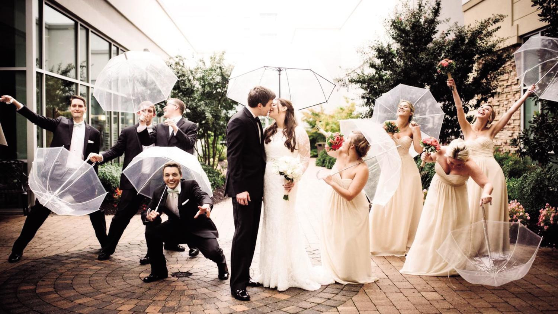 你所不知道的西式婚礼图片