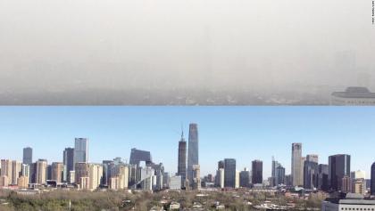北京雾霾天和非雾霾天对比图.jpg