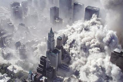"""多年之后,仍有许多人受""""9·11""""恐怖袭击事件带来的""""世贸中心咳嗽""""影响,健康状况堪忧.jpg"""