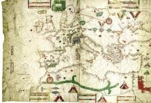 神秘的波特兰海图