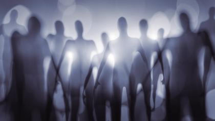 外星人躲藏在暗物质之中