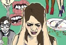 听不惯咀嚼声?你有恐音症