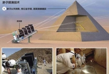 """埃及考古学中的 """"科技范儿"""""""