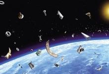 用激光摧毁太空垃圾