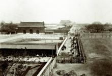中国古代为什么多定都北方?