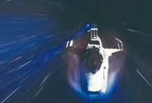 """如何从黑洞""""偷取"""" 太空旅行的动力?"""