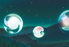神秘山谷的奇异光球是大风产生静电?