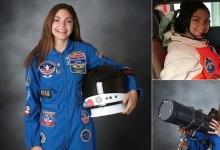 高中女生将成为登陆火星第一人?